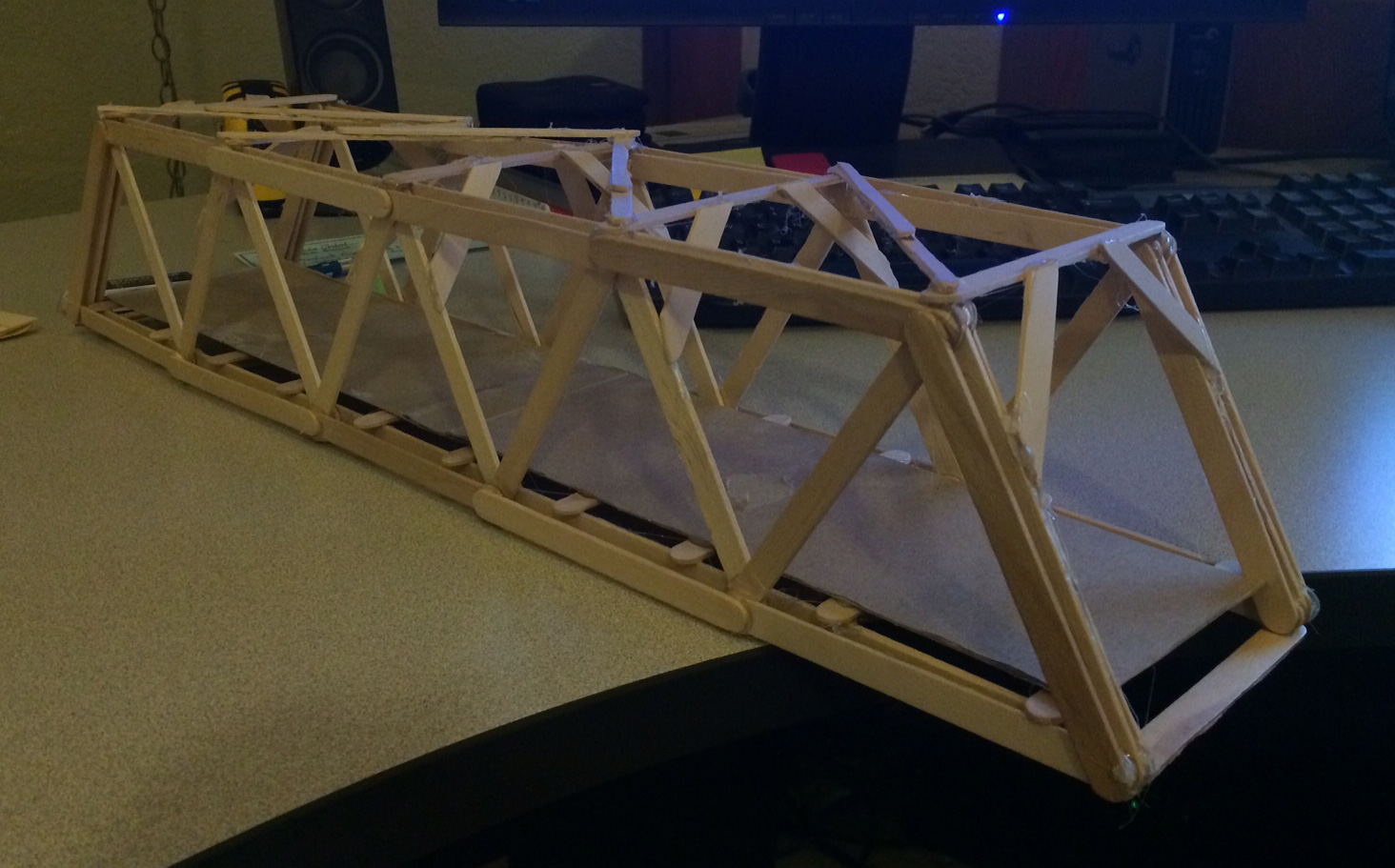 Popsicle Stick Bridge Designs That Can Hold Weight | www ...