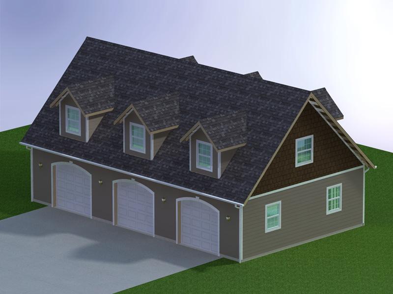 Medeek Design Plan No Garage4828b A6d 3