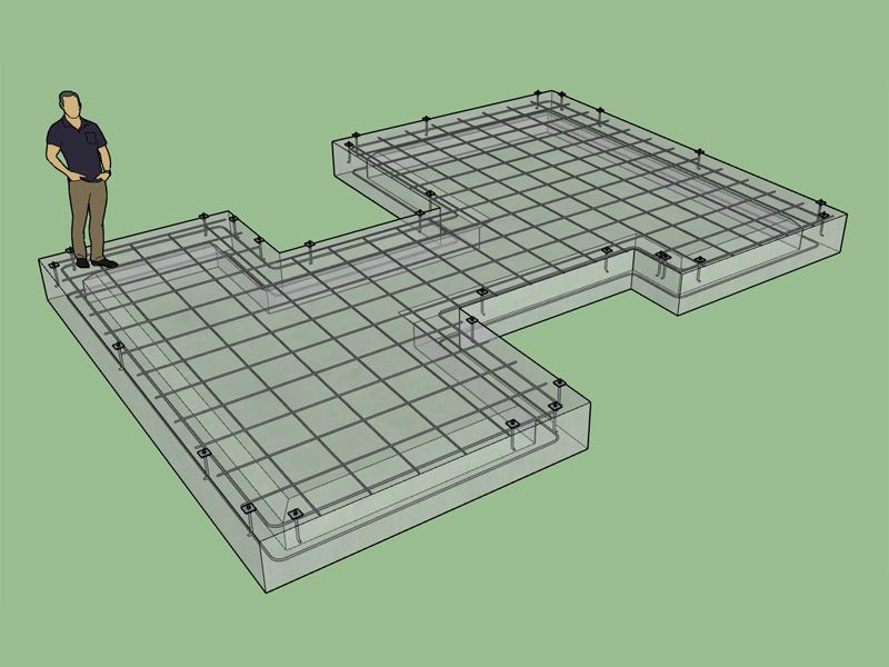 Medeek design inc foundation