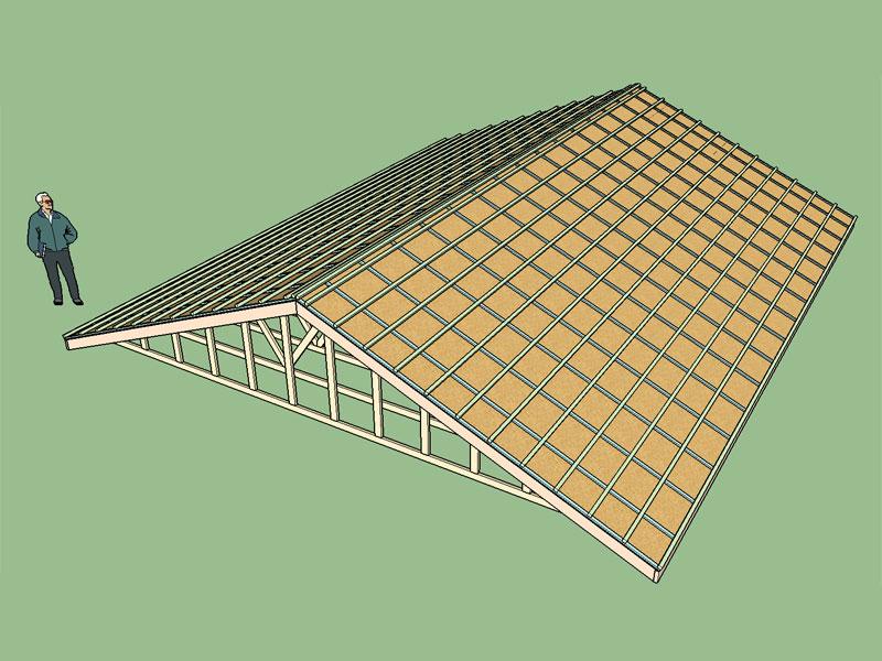 3D Truss Models • sketchUcation • 16