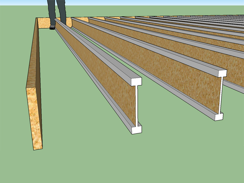 Re medeek truss designer google sketchup developers Floor trusses vs floor joists