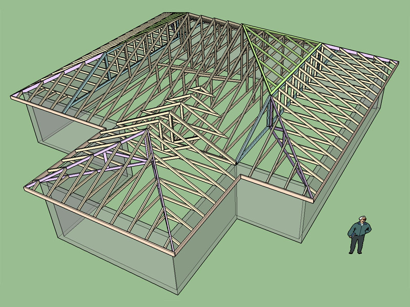 Truss Plugin Extension Extensions Sketchup Community