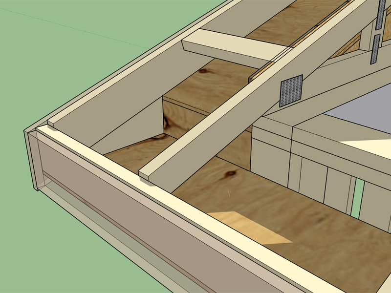 Truss plugin extension extensions sketchup community for Soffit and fascia calculator