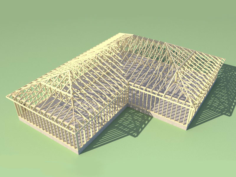 Medeek Truss Sketchup Extension Warehouse