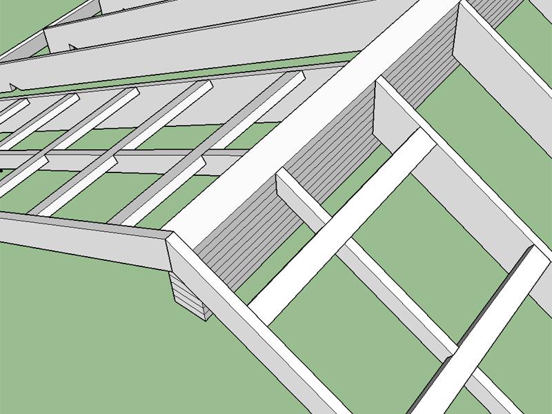 3D Truss Models • sketchUcation • 7