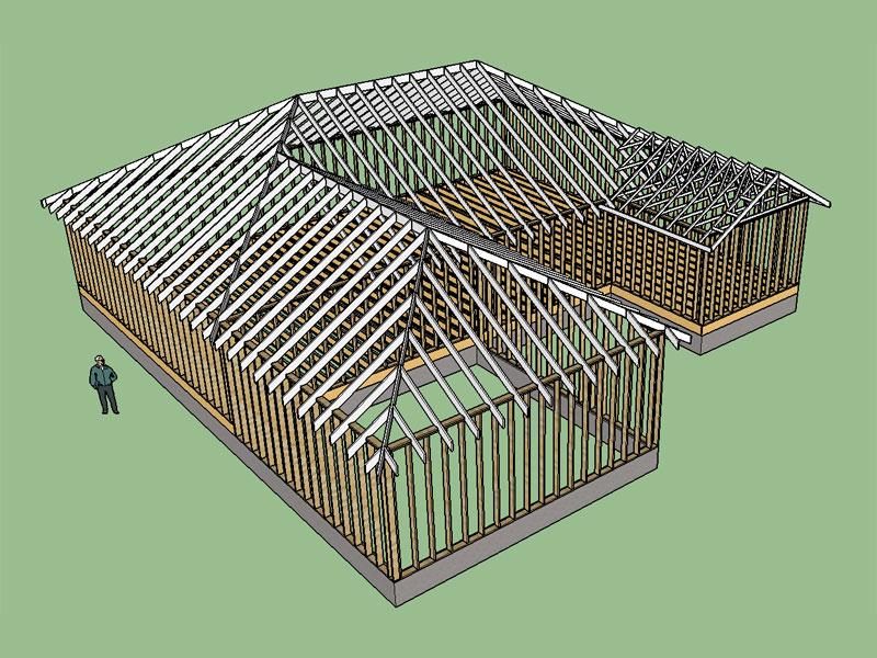Development And Updates For The Medeek Truss Plugin