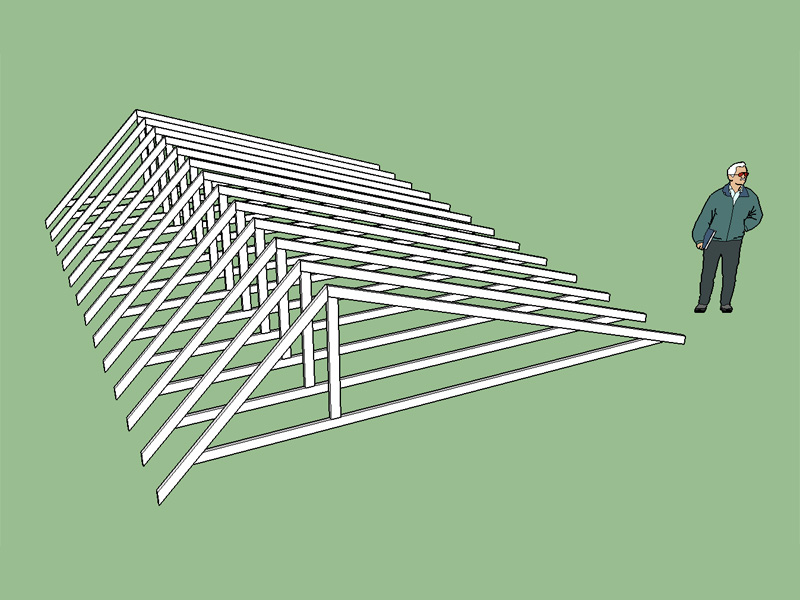 Truss Plugin/Extension - Extensions - SketchUp Community