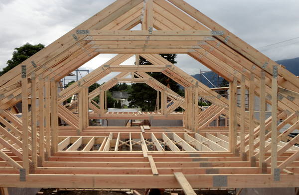 Resources truss images for Bonus room truss design