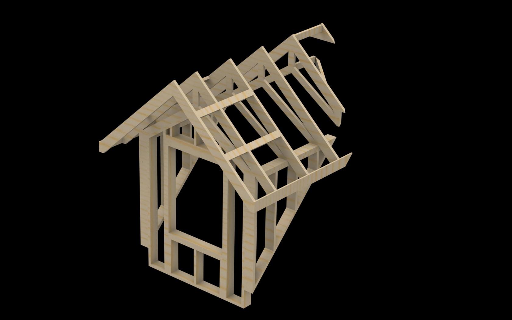 Workshop studio stanwood wa for Dormer designs